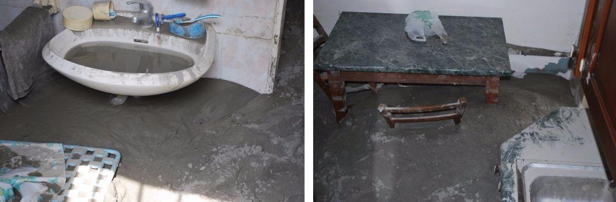 terremoto emilia liquefazione casi sabbia fuoriuscita dalle fondazioni