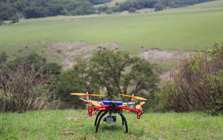 SAPR - Droni professionali per