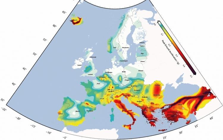 Ingegneria sismica in Italia