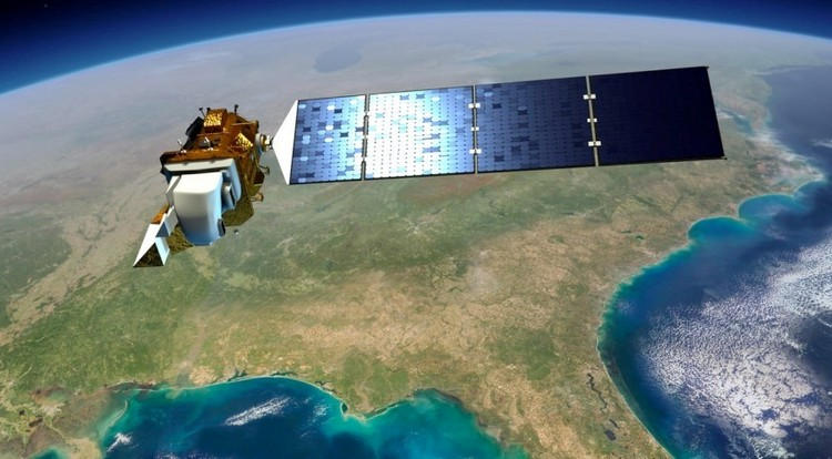 Satellite Landsat