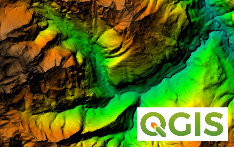 QGIS: produzione e gestione dei geodati.