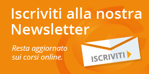 Iscriviti al servizio Newsletter di Geocorsi
