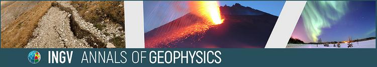 Annals of Geophysics, vol. 64, n. 1, anno 2021