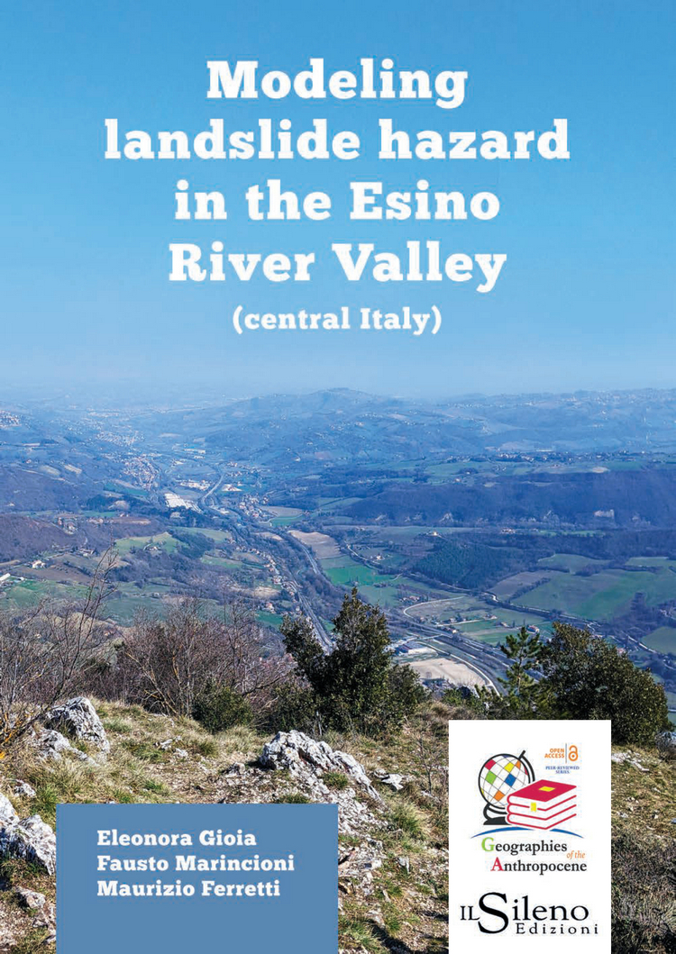 Open Access - Modeling landslide hazard in the Esino River Valley (central Italy).