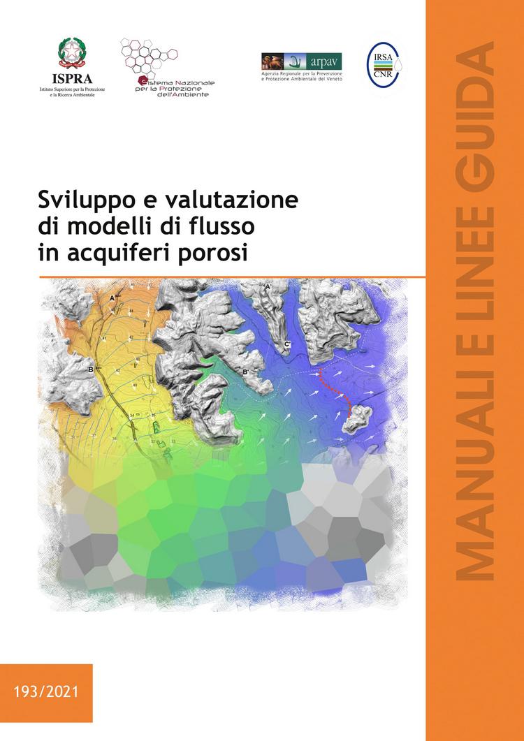ISPRA, Manuali e linee guida - Sviluppo e valutazione di modelli di flusso in acquiferi porosi
