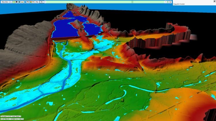 HEC-RAS 6.0.0 Beta 2, nuova versione del software di modellazione idraulica