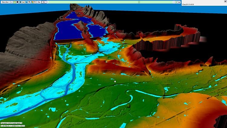HEC-RAS 6.0, nuova versione del software di modellazione idraulica