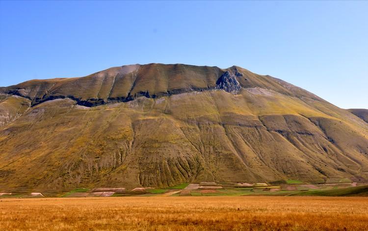 Inaugurazione geoitinerario sulla fagliazione superficiale del Monte Vettore