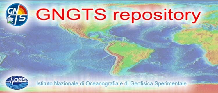 GNGTS - Gruppo Nazionale di Geofisica della Terra Solida, atti dei convegni