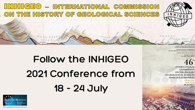 INHIGEO 2021 - Conferenza della Commissione Internazionale di Storia delle Scienze Geologiche