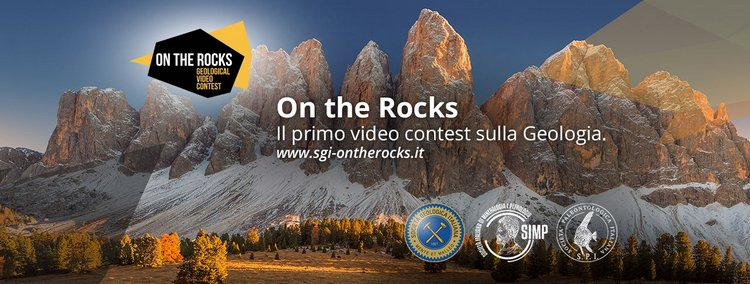On the Rocks, il primo video contest sulla Geologia