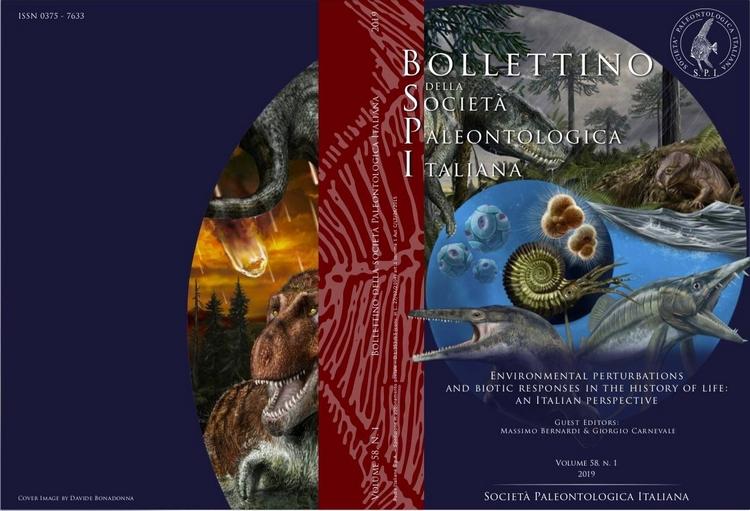 Bollettino Società Paleontologica Italiana - Vol. 58 (1) 2019 - Open Access
