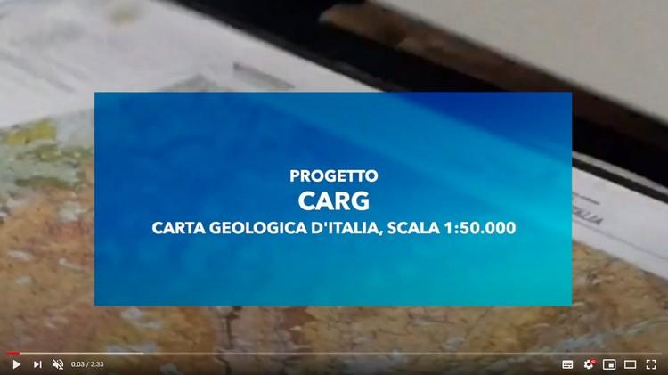 CARG - Cartografia geologica nazionale, intervista alla dott.ssa M.T. Lettieri e al Dr. M. D'Orefice