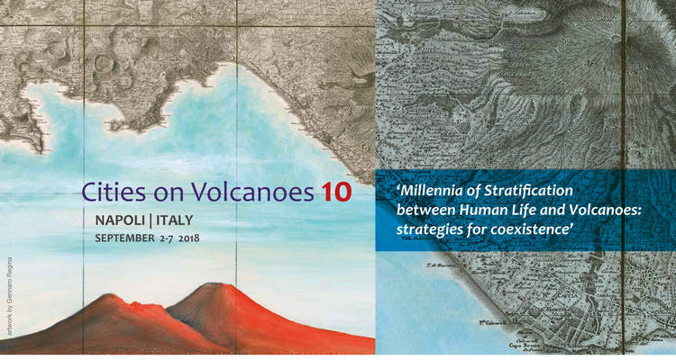 "Congresso ""Cities on Volcanoes 10"", Napoli 2-7 Settembre 2018"