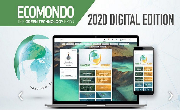 Ecomondo 2020 - Digital Edition