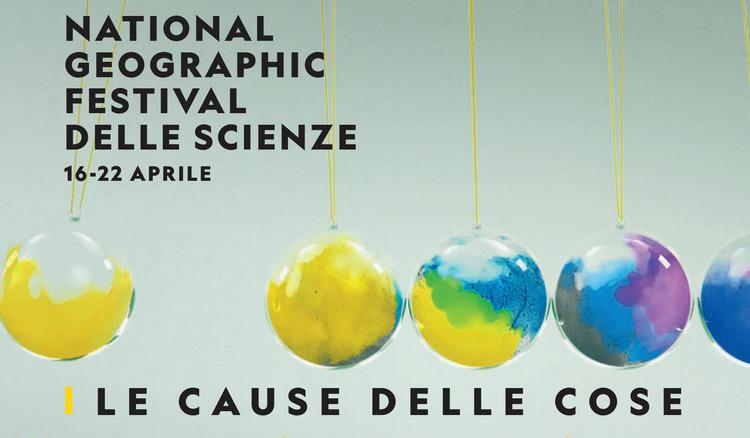 National Geographic Festival delle Scienze, dal 16 al 22 Aprile - Auditorium Parco della Musica - Roma