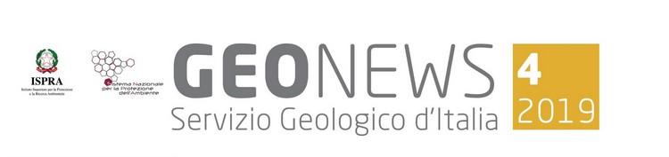 Geonews, quarto numero della newsletter del Servizio Geologico d'Italia