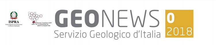 Online Geonews, newsletter del Portale del Servizio Geologico