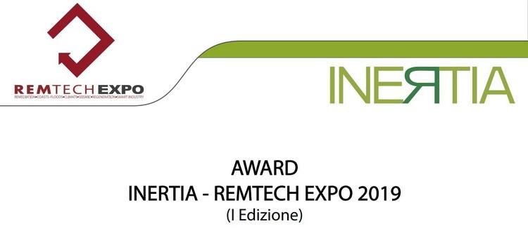 Inertia-Remtech Expo Award - 1st Edition