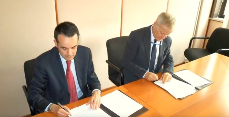 INGV-ISPRA firmato accordo di collaborazione