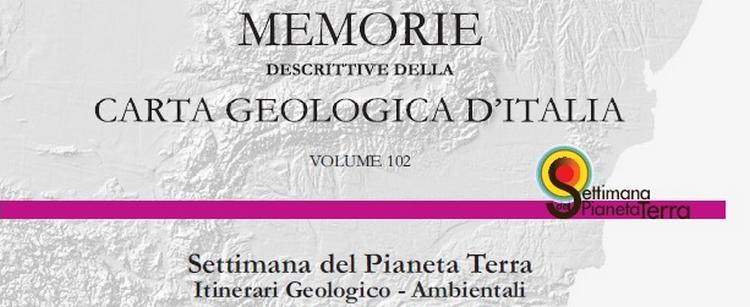 ISPRA - Settimana del Pianeta Terra. Itinerari Geologico-ambientali