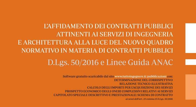 CNI, pubblicato il vademecum per i servizi di ingegneria e architettura