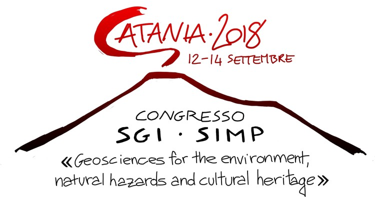 "Congresso ""Geosciences for the environment, natural hazard and cultural heritage"" - Catania 12-14 settembre"