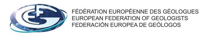 Federazione Europea dei Geologi (EFG), l'italiano Ponzoni eletto alla guida