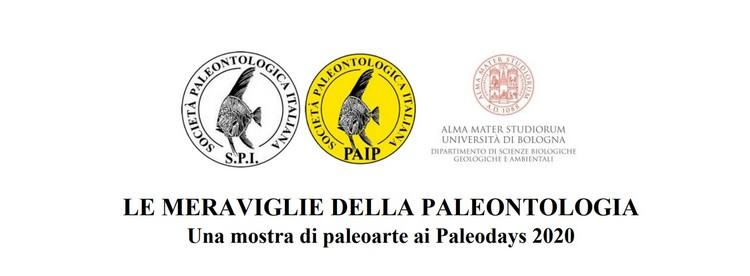 Le meraviglie della paleontologia, mostra di paleoarte ai Paleodays 2020