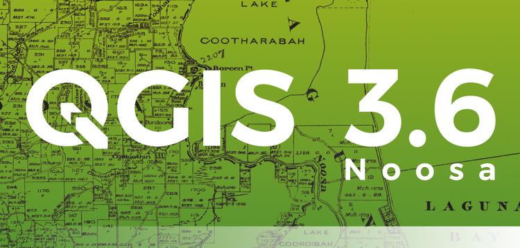 QGIS disponibile la nuova versione 3.6 Noosa e la 3.4.5 LTR