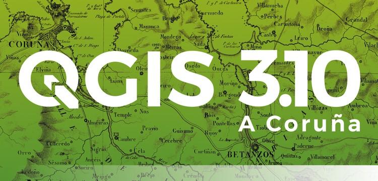 """QGIS disponibile la nuova versione 3.10 """"A Coruna"""""""