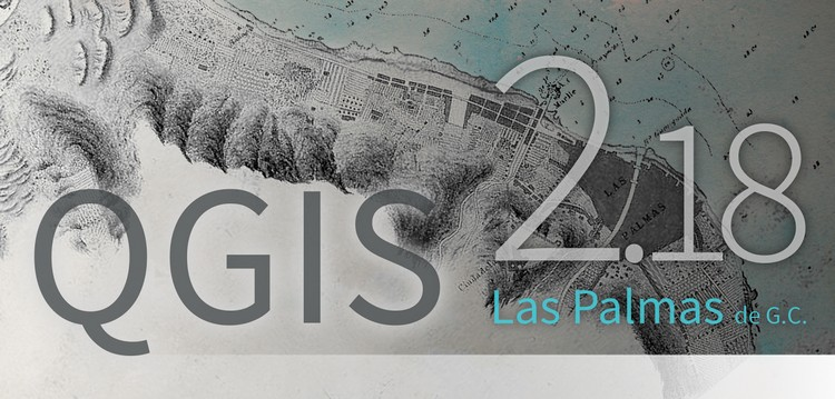 "QGIS 2.18 ""Las Palmas""; ultima versione del software Open Source"