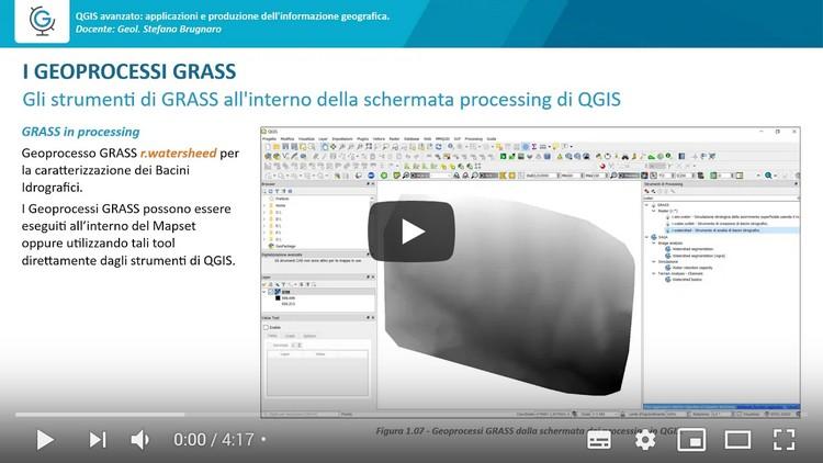 QGIS avanzato: applicazioni e produzione dell'informazione geografica (Lezione 2)