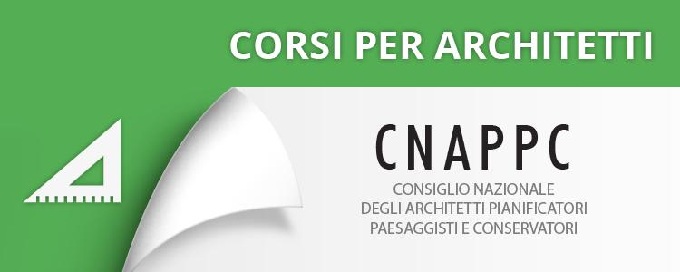 crediti formativi architetti CFP
